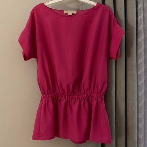 Michael Kors Pink Top